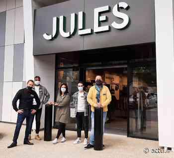 Vernon. L'enseigne Jules emménage dans ses nouveaux locaux rue de l'Artisanat - Le Démocrate