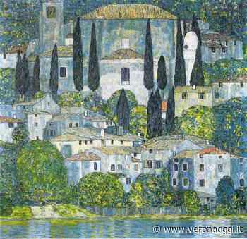 Forse non tutti sanno che… Malcesine venne dipinta da Gustav Klimt - veronaoggi.it