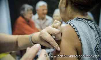 Cravinhos continua a imunizar contra a gripe - A Tribuna Regional