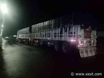 En Macuspana, FGR asegura 80 toneladas de azúcar de procedencia ilícita - XeVT 104.1 FM   Telereportaje