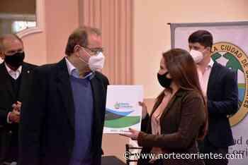 La Municipalidad entregó formalmente lotes de Santa Catalina - Norte Corrientes