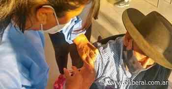 Este viernes se vacunará contra el Covid-19 en Santa Catalina - El Liberal Digital