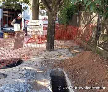 Tigre: amplían la red de gas en General Pacheco - Zona Norte Visión