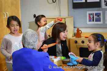 55 child care spaces announced in Fort Nelson - Alaska Highway News