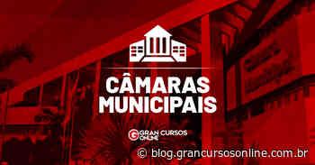 Concurso Câmara Cruz Alta RS: provas remarcadas novamente! - Gran Cursos Online