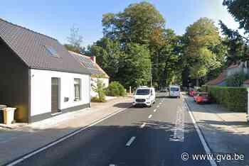 Nieuw voet- en fietspad op Kalmthoutsesteenweg - Gazet van Antwerpen