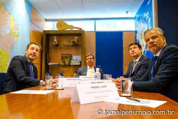 Ministro do Turismo recebe em Brasília produtor de festivais de Itu - Jornal Periscópio