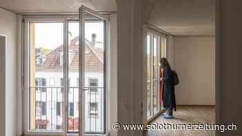 Dornach - Das Leben hier ist vergleichsweise teuer - Solothurner Zeitung