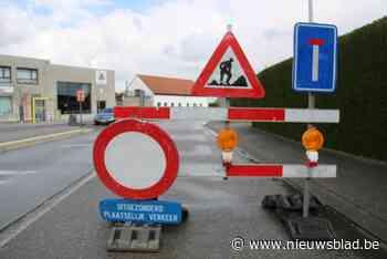 Online-infomoment over grote werken in Molenstraat