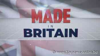 Gibsons to star in ITV's Made in Britain, a behind-the-scenes series documenting the UK's iconic brands - Toy News