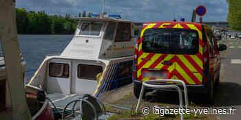 Le centre de secours nautique déménagera en septembre - La Gazette en Yvelines