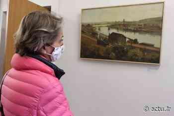 Conflans-Sainte-Honorine. Renefer, peintre de la Seine, à l'honneur au musée de la Batellerie - La Gazette du Val d'Oise - L'Echo Régional
