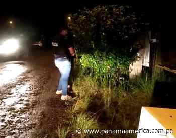 Ataque armado en Río Rita Sur en Colón, se convierte en doble homicidio, al fallecer mujer - Panamá América
