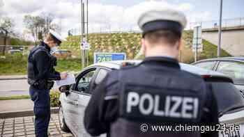 Siegsdorf/BAB A8: Geschwindigkeitskontrollen mit Video-Fahrzeug der Polizei Traunstein - chiemgau24.de