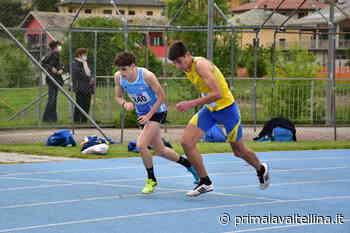 Meeting Gold Lombardia a Chiuro: foto e piazzamenti degli atleti della Provincia di Sondrio - Prima la Valtellina