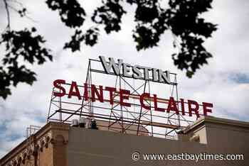 Westin San Jose, formerly downtown's Sainte Claire hotel, is up for sale - East Bay Times