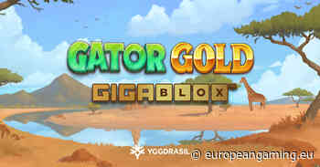 Yggdrasil jumps into riches filled river in Gator Gold Gigablox™ - European Gaming Industry News