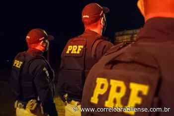 PRF prende, em Formosa, autor de feminicídio e homicídio ocorridos na Bahia - Correio Braziliense