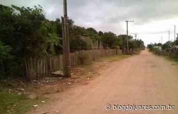 Cristal recebe emenda parlamentar para pavimentação da Vila Formosa - Blog do Juares