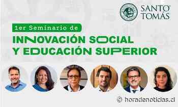 Santo Tomás invita al primer seminario de Innovación Social y Educación Superior - Hora de Noticias
