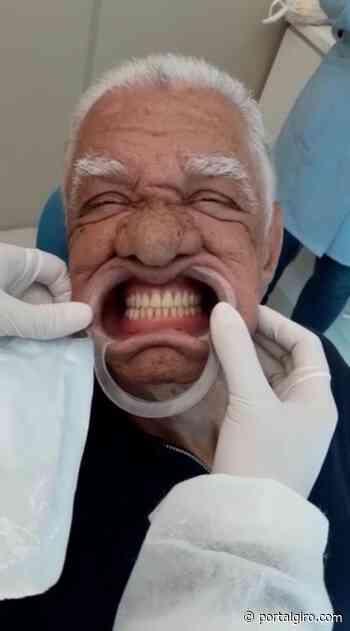 Mangaratiba realiza entrega de próteses dentárias - Portal GIRO