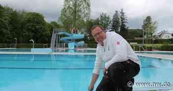 In Brakel gilt ab Juni Schwimmen im Kreisverkehr - Neue Westfälische