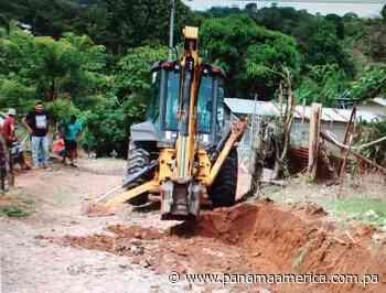 Se inician trabajos de mitigación en La Chorrera, para evitar afectaciones a viviendas durante las lluvias - Panamá América