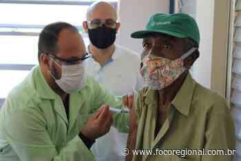 Quilombolas recebem 2ª dose de vacina contra Covid em Quatis - Foco Regional
