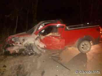 Colisão entre carros deixa uma pessoa ferida em Imbituva - ARede