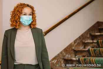 Veva Daniels ruilt strooizout voor Wetstraat in en wordt woordvoerder van Groen - Het Nieuwsblad