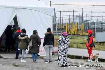 Antwerps testdorp verhuist van Spoor Oost naar Vogelzanglaan<BR />