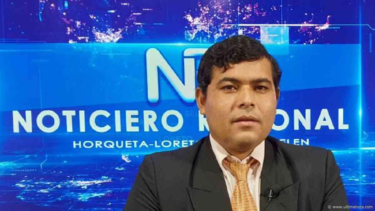 Covid-19 se cobra la vida de joven periodista de Horqueta - ÚltimaHora.com
