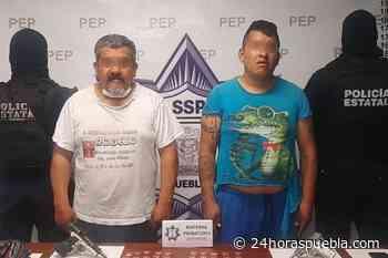 Atrapan a presuntos vendedores de armas en la carretera Acajete-Teziutlán - 24 Horas El Diario Sin Límites Puebla