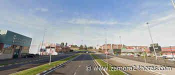 Semáforos con pulsador para la entrada de la ciudad por Vista Alegre - Zamora 24 Horas