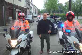 Hoofdinspecteur Marc (58) neemt na 40 jaar afscheid van politie<BR />