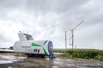 Gingelom verzet zich tegen plannen voor extra windmolens in Montenaken - Het Nieuwsblad