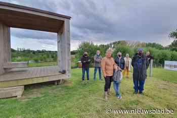 Winnende foto's krijgen plaats aan landschapskubus (Herne) - Het Nieuwsblad