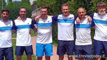 Serie C, nella pool promozione il Volpago maschile ed il Park Villorba femminile - TrevisoToday