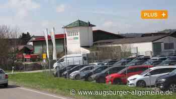 Gewerbebetrieb will in Egenhofen weitermachen - trotz großen Ärgers - Augsburger Allgemeine