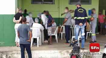 Secretaria de Saúde de Itaocara realiza mutirão de testagem para Covid-19 na CEASA e em distritos - SF Notícias