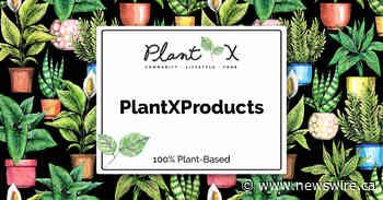 PlantX Announces the Launch of Its First Products on Hudson's Bay Marketplace - Canada NewsWire