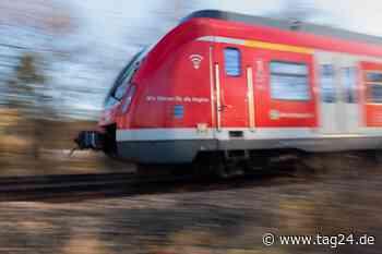 Bei Fellbach: Stein kracht in Frontscheibe von S-Bahn! - TAG24