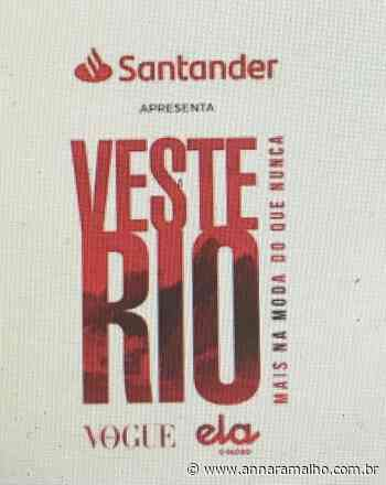 Veste Rio, em edição digital, se une à maior plataforma global, a JOOR | Portal Anna Ramalho - Anna Ramalho