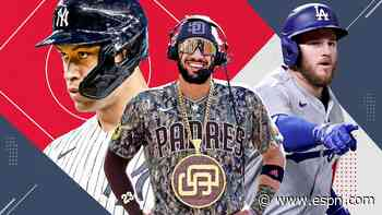 MLB Power Rankings: There's a new No. 1 team on our list ... who is it?