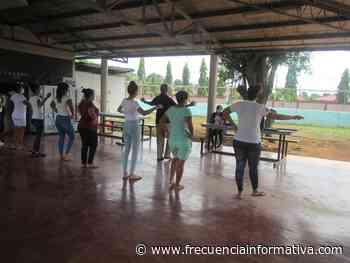 Privadas de libertad del Centro Femenino de Los Algarrobos participan en curso de folclore - Chiriquí - frecuenciainformativa.com