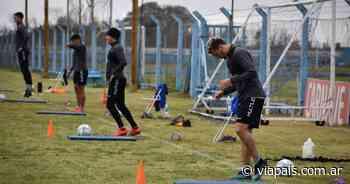 Atlético de Rafaela vuelve a los entrenamientos - Vía País