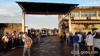 Belém, Ananindeua e Marituba amanhecem sem ônibus circulando nas ruas por conta da greve dos rodoviários - G1