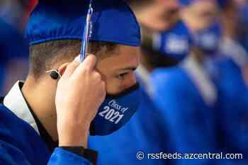 2021 high school graduations in Phoenix area
