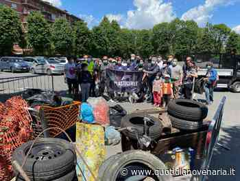 ALPIGNANO-RIVOLI-PIANEZZA - Successo per «Plastic Free»: una tonnellata di rifiuti raccolti - FOTO - QV QuotidianoVenariese