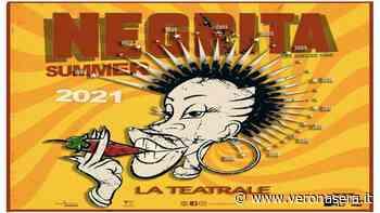 """I Negrita in concerto al castello scaligero di Villafranca di Verona per """"La Teatrale Summer Tour 2021"""" - VeronaSera"""